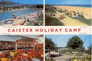 Caister Holiday Camp in the 1960s (Jarrold & Sons Ltd)