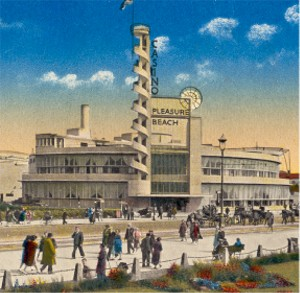 The New Casino, Blackpool 1939