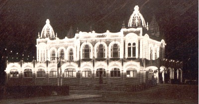 The original Casino, Blackpool built 1913
