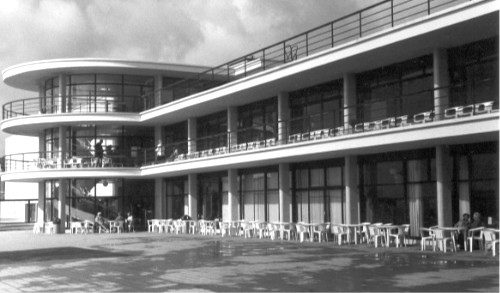 The De La Warr Pavilion, Bexhill-on-Sea
