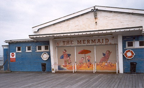 The Mermaid, Boscombe Pier