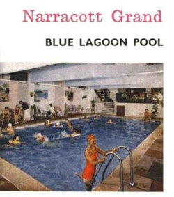 The Narracott Grand Hotel, Woolacombe, c1965