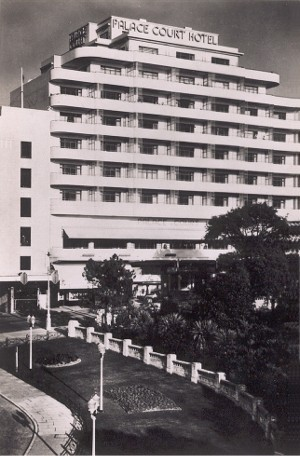 Palace Court Hotel, Bournemouth, 1936