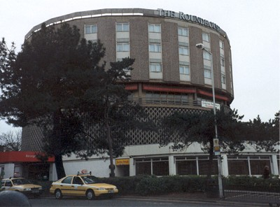 The Roundhouse, Bournemouth, open 1969